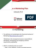 1. the E-Marketing Plan