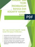 Perkembangan Bahasa Kognitif