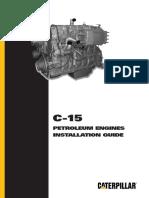 C-15 Petroleum Engines