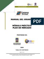 Manual Plan de Mercados