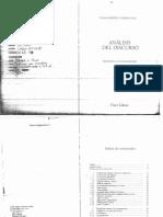 38 - Brown Yule Analisis Del Discurso Caps 2 Al 6
