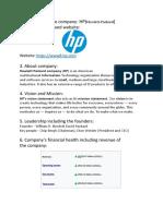 HP (KYC)