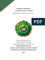 Birrokrasi Indonesia Makalah