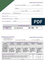 elm-490 clinical practice evaluation 2