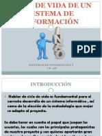 3. Ciclo de Vida de Un Sistema de Información