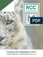 Rcc Catalogo 2017