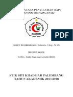 SATUAN_ACARA_PENYULUHAN_SAP_APPENDISITIS.docx