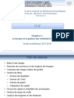 Institutions et marchés financiers