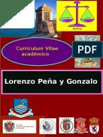 CV de LorenzoPena