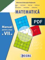 manual cls a VII a