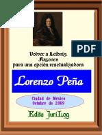 Volver a Leibniz