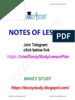 Tamilnadu notes of lesson