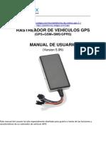 Manual Concox GT06N