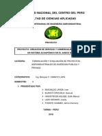 Proyecto Inversion Publica Acuaponia