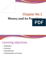Money and Its Function