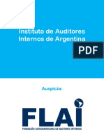 El Informe Final de Auditoria Edgardo Alifano