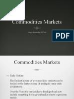 Commodities 1