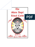 The She m Angel Ritual Cards Manual