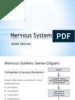Sense Organs Report.pdf
