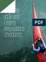 The SEBI ICDR and Listing Regulations KPMG