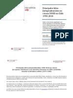 Chile Hitos Jurisprudenciales en Ddhh ESP v5jul2018 3