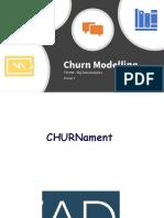 Churn Modelling