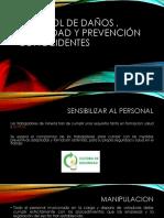 Control de Daños , Seguridad y Prevención de Accidentes