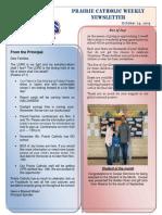 Newsletter 10 24 19