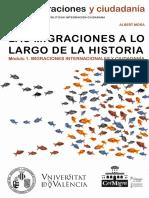 Las Migraciones a Lo Largo de La Historia