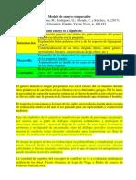 Modelo de Ensayo Comparativo - Vicens Vives