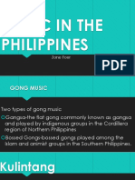 Music in the Philippines