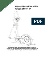 Se800 Techness Manual Espanol Con Monitor Sm6331 67