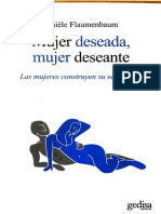 Mujer Deseada Mujer Deseante - Daniele Flaumenbaum