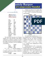 21- Karpov vs. Korchnoi