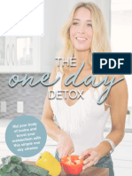 the one day detox