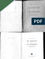 György Lukács - El Asalto a La Razón