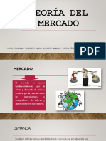 Teoría de mercado (presentación)