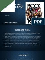 Historia Del Rock and Roll