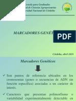 Marcadores Genéticos - Mejoramiento Genético (18-Abril-2018 Versión Previa)