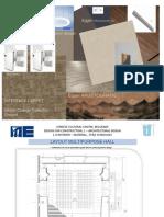 01 Multi Propose Hall Interior Design