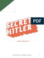 Secret Hitler Regole
