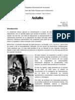 Artículo Científico (Asfalto)
