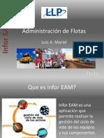 Sistema EAM para control Mantenimiento de Flota