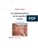 Castel R- Les Metamorphoses de La Question Sociale