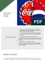 ob cola war ppt