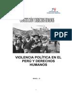 Módulo 10_violencia Política en El Perú y Ddhh