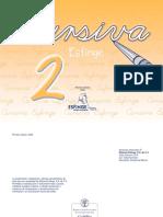 Caligrafía cursiva