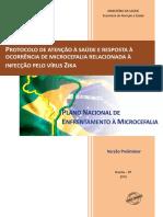 Protocolo Resposta Microcefalia Relacionada Infeccao Virus Zika