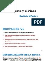 Rectas y Planos P1