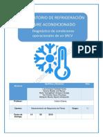 Informe Del Sistema de Refrigeracion - Lab 3